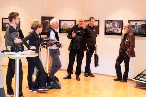 Presserundgang zur Ausstellung im MFK in Frankfurt
