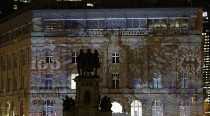 Stefan Horlacher: Luminale 2016 in Frankfurt am Main