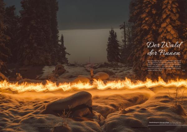 Terje Abusdal hat den Leica Oskar Barnack Award 2017 gewonnen mit seinen Fotoessay über die Waldfinnen.