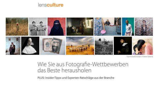 LensCulture Fotowettbewerbe 2017