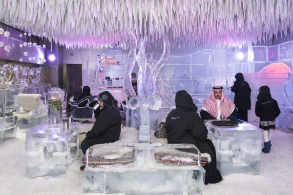 Nick Hannes: Saudi tourists